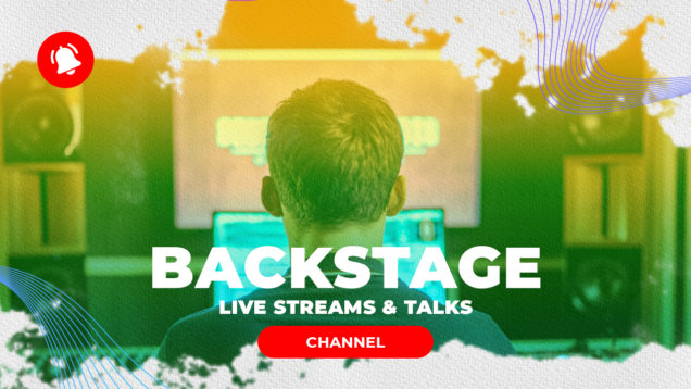 Live Stream Cover