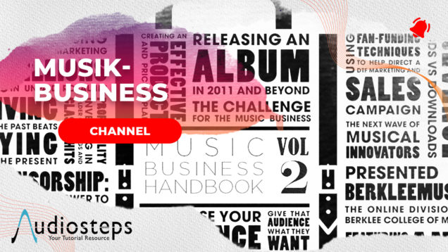 Musikbusiness Cover