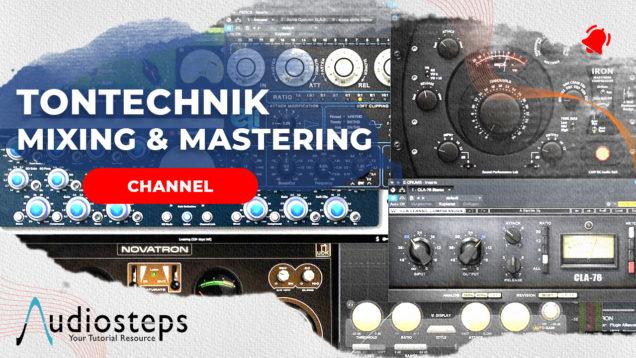 Tontechnik Cover Channel