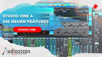 Studio One 4 – Die neuen Features