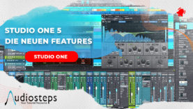 Studio One 5 – neue features