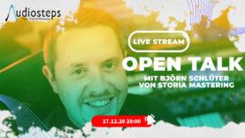 Björn Schlüter Storia Mastering Audiosteps