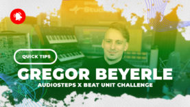 Gregor Beyerle Quick Tip Video