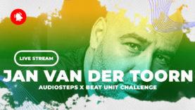 Jan van der Toorn live stream