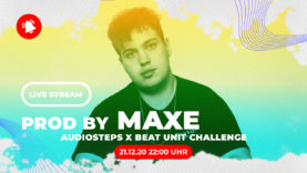 Live Stream Cover Maxe