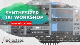Synthesizer 1×1 Workshop ADSR