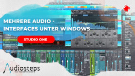 Studio One Windows Multiple Audio Interfaces