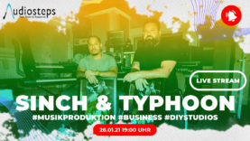 sinch typhoon open talk live