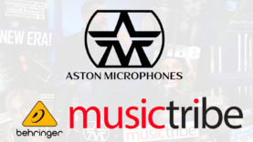 aston microphones-berhinger-music-tribe-uebernahme