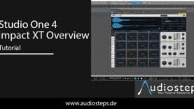 Studio-One-4-Impact-XT-Overview